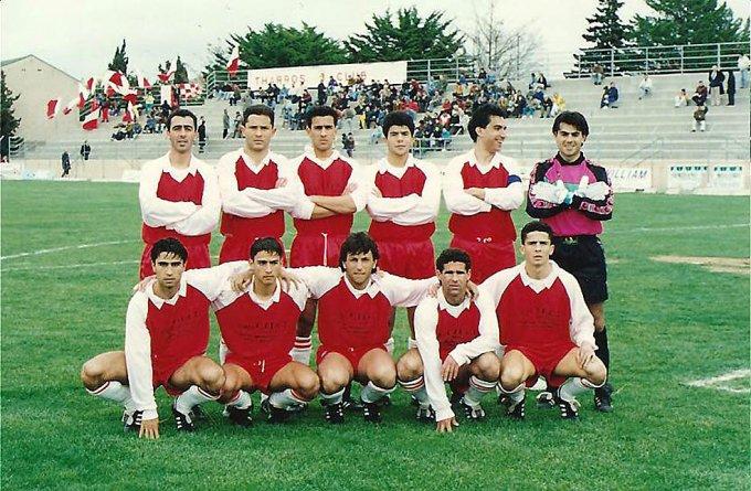 Tharros Calcio · Oristano 1992