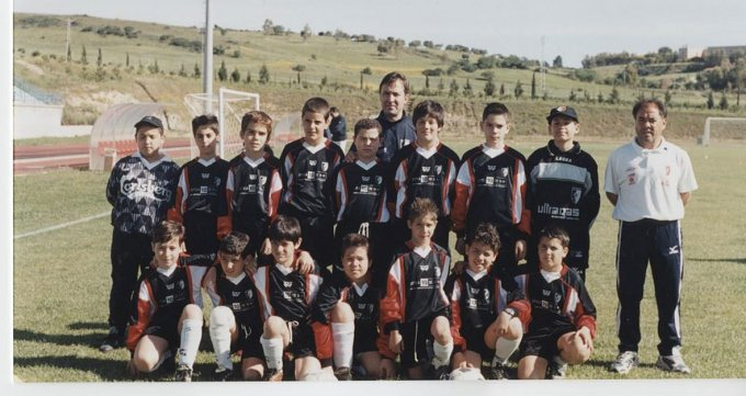 Tharros Esordienti 2003