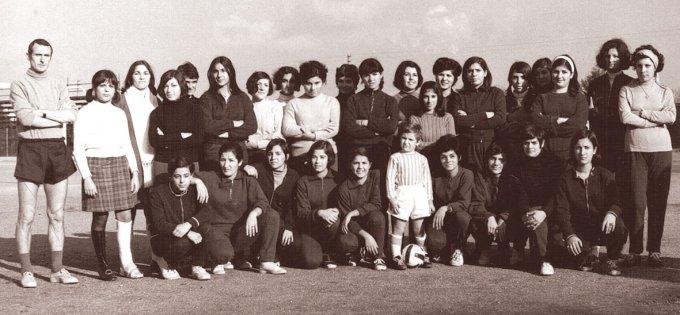 Tharros femminile 1970