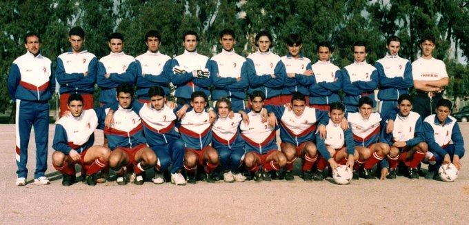 Tharros Juniores 1996