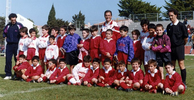 Tharros Primi Calci · Oristano 1999
