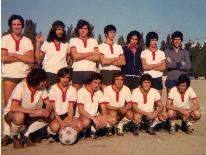 Lorenzo Mossa 1974