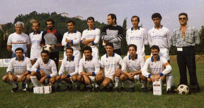 General Gomme Calcio · Pesaro 1987