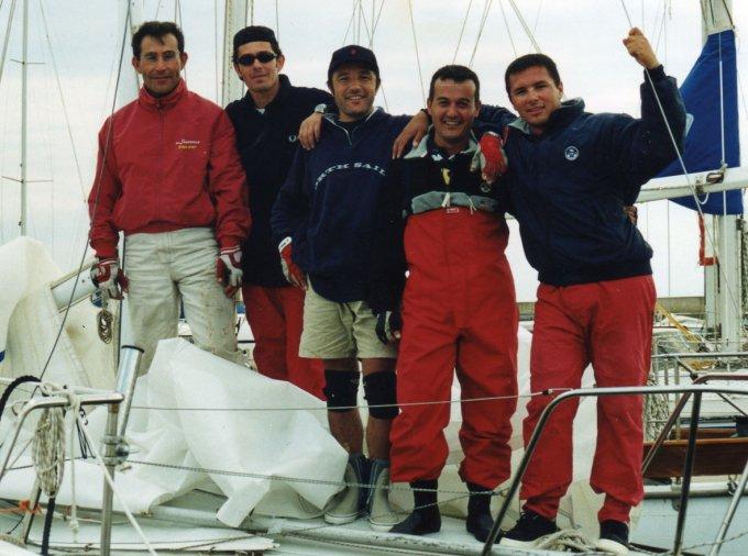 Vela J24 Torre Grande 2000