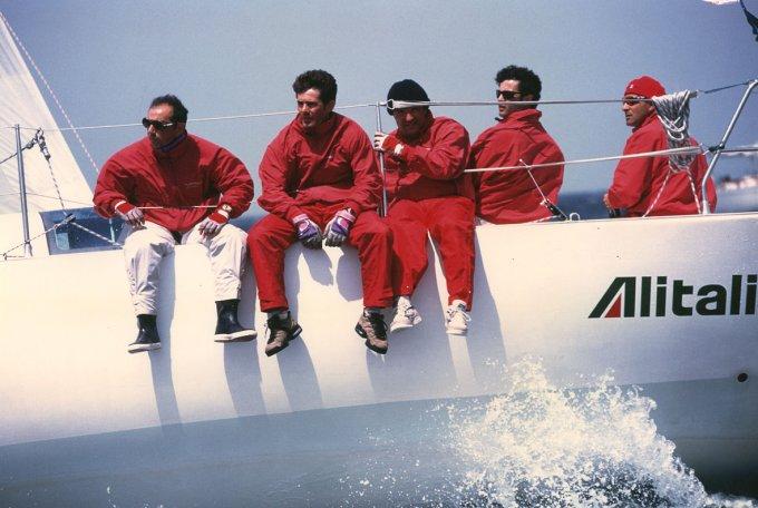 2° Giro di Sardegna a Vela 1996