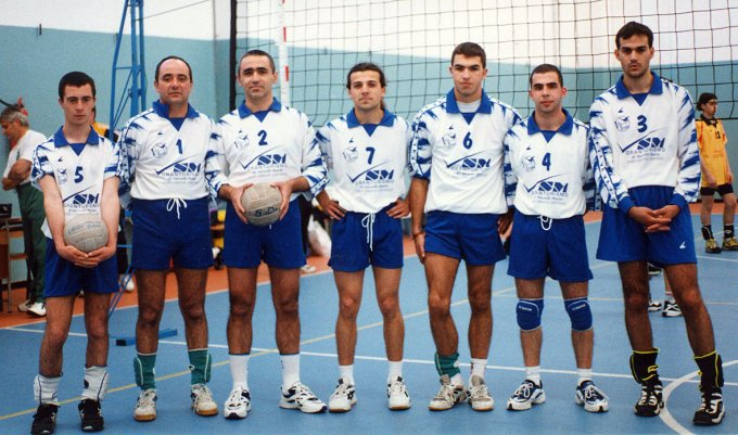 Volley Birds 1998
