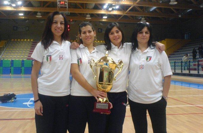 Polisportiva Aeden Santa Giusta · 2007