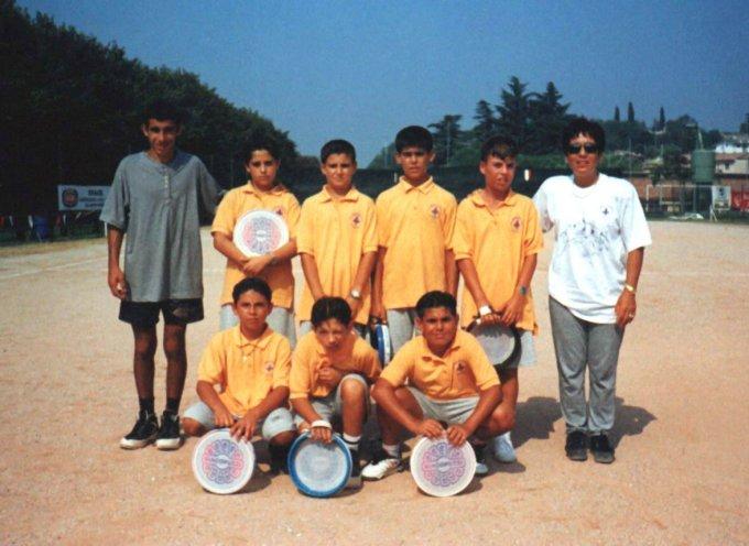 Polisportiva Aeden Santa Giusta · Desenzano 1997