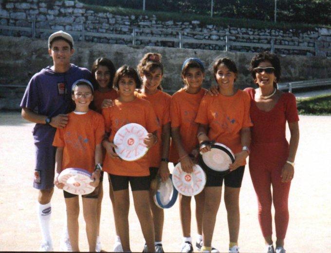 Polisportiva Aeden Santa Giusta · Rovereto 1997