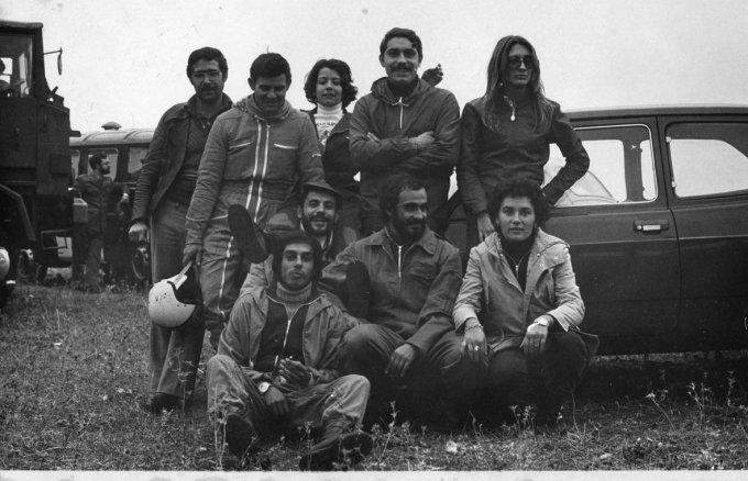 AeroClub Oristano · Paracadutismo 1978