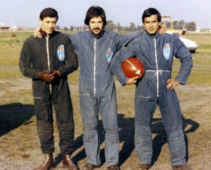 aeroclub allievi 1978