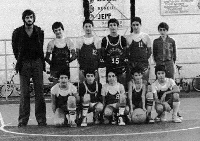 Libertas Oristanese Allievi · 1976
