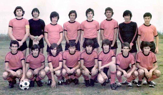Amsicora Calcio Oristano · Allievi 1976