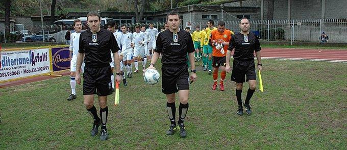 Arbitri di Calcio · Ischia 2007