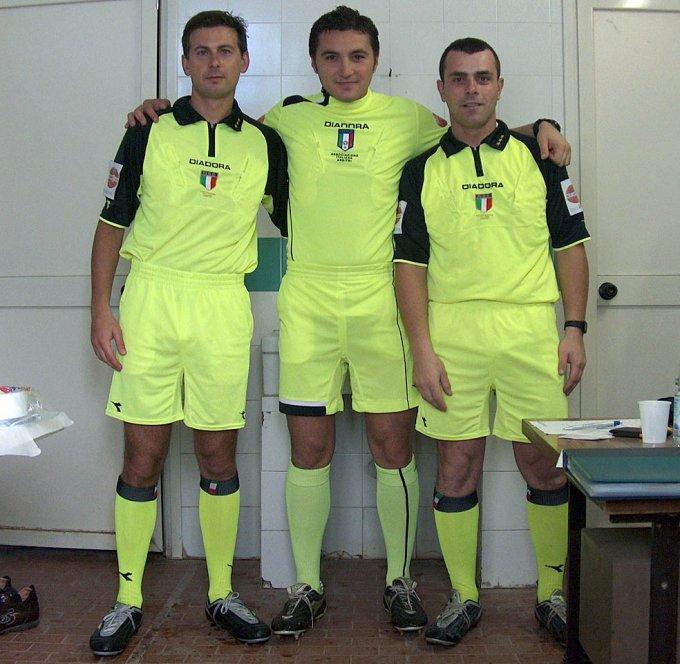 Arbitri di Calcio · Roma 2007