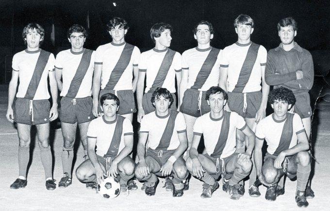 Arborea Calcio Allievi · anni settanta