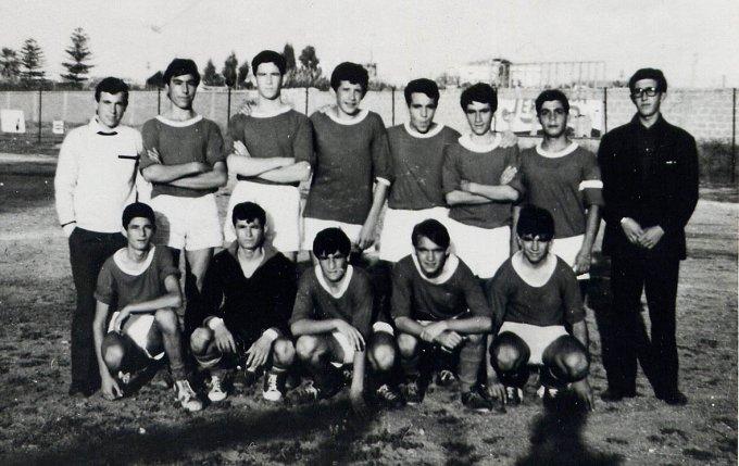Aristana Calcio · Oristano 1965