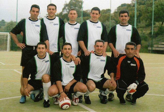 ARST Oristano · Guspini 2006