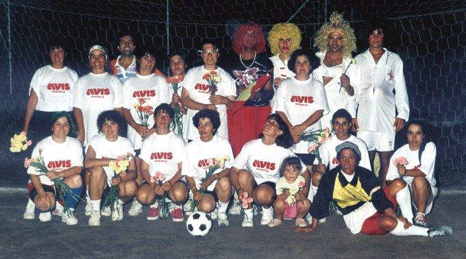 AVIS Marrubiu · Anni novanta
