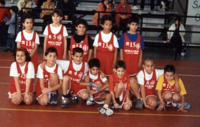 BBC Bellini Basket Club - Oristano 2002