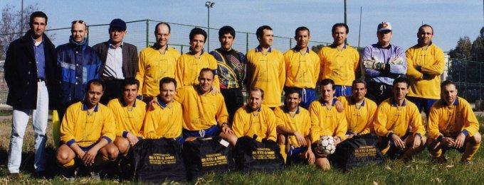 Blu Bar Calcio · Oristano 1997