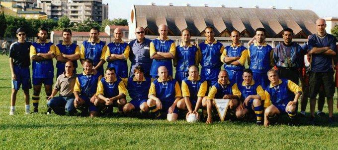 Blu Bar Calcio · Oristano 2002