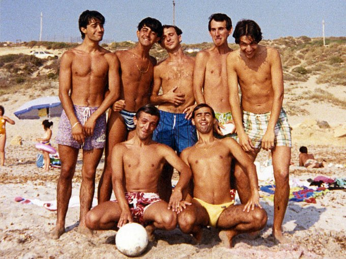 Brutos Beach Soccer · 1985