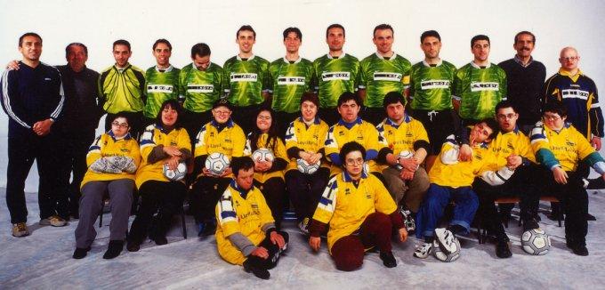 Calcetto Club · Oristano 2001