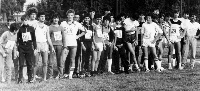 Liceo Scientifico Oristano · 1981