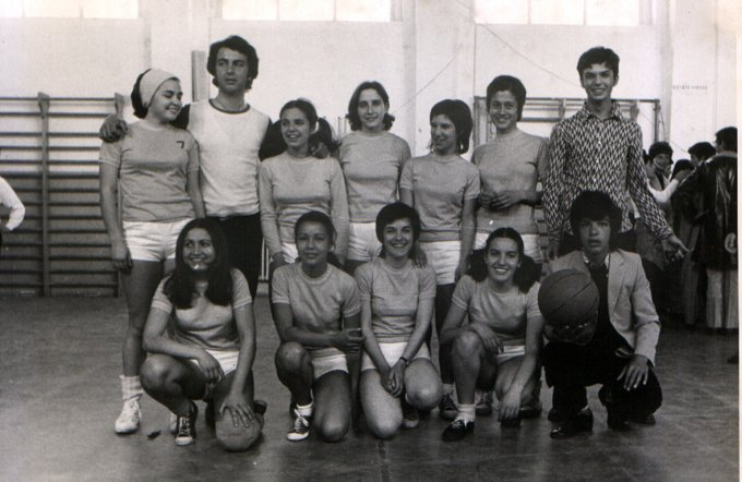 De Castro Pallacanestro femminile · 1970