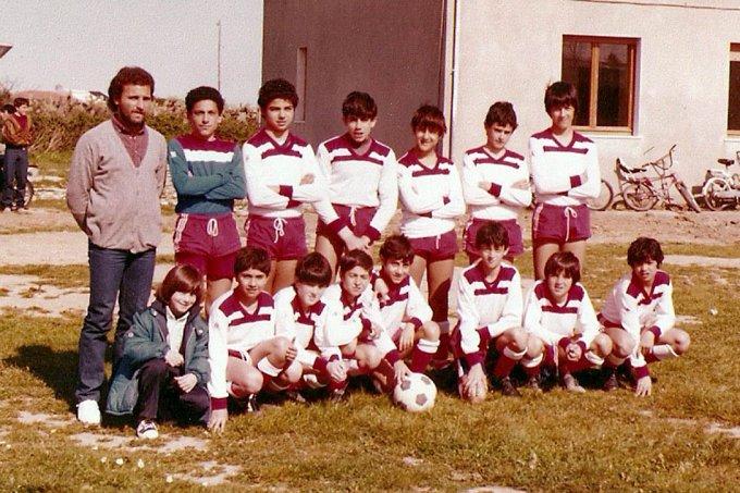 Cattedrale Calcio 1982
