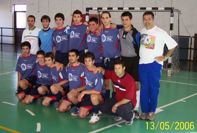 Calcetto Club Oristano Under 21 · 2006