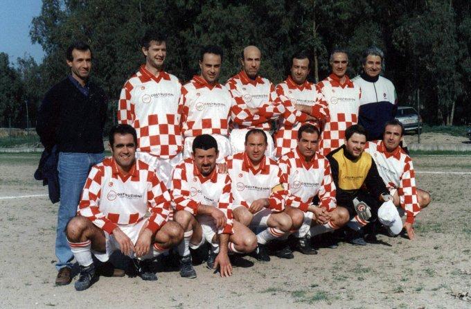 CE.DI.SAR. Calcio · Oristano 1998