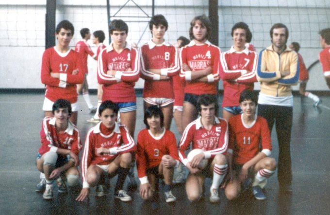 Città di Oristano Pallavolo · 1979