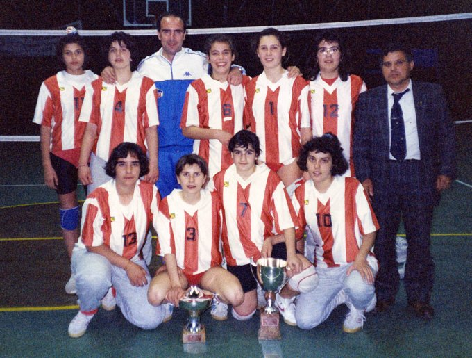 Città di Oristano Under 14 · Oristano 1990
