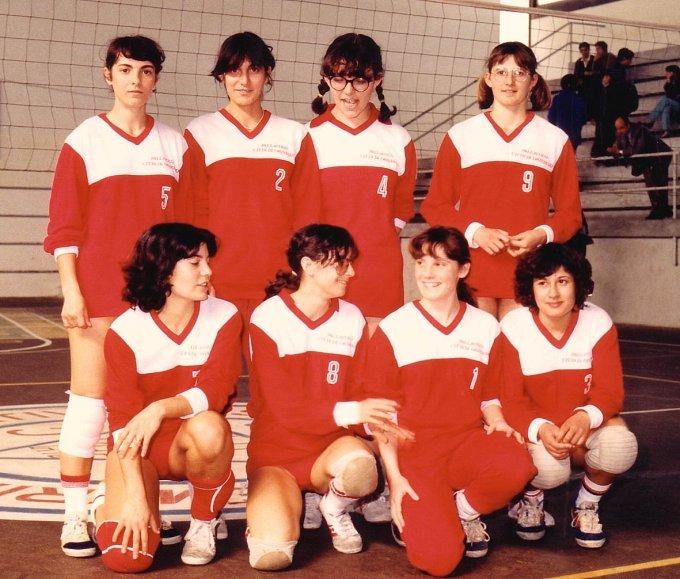 Città di Oristano Femminile · Oristano 1981