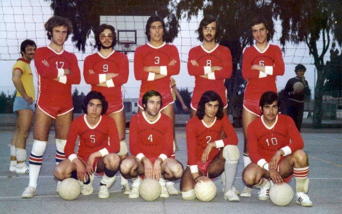 Città di Oristano Pallavolo · 1974