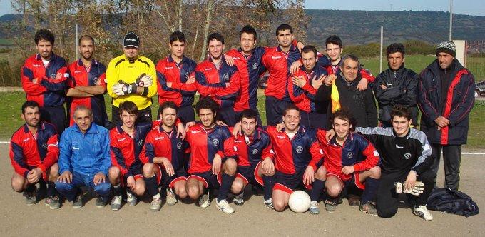 Colonia Julia Calcio · Usellus 2007