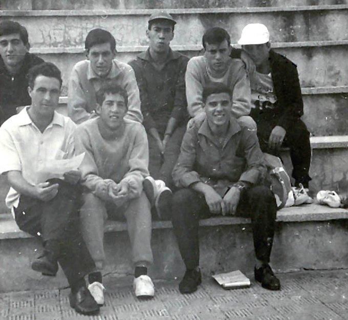 Rappresentativa Atletica Provincia di Oristano · 1965