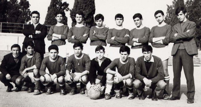Don Bosco Calcio Oristano · 1966