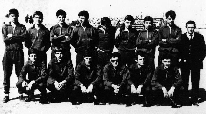 Don Bosco Calcio · Oristano 1968
