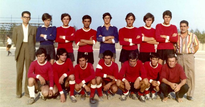 Don Bosco Allievi · Oristano 1970