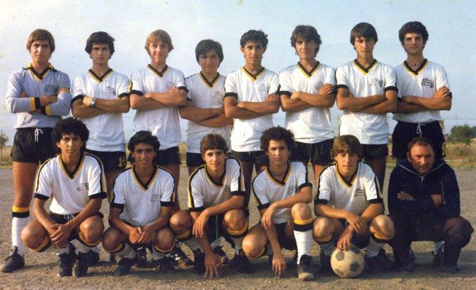 Don Bosco Allievi · Oristano fine anni settanta