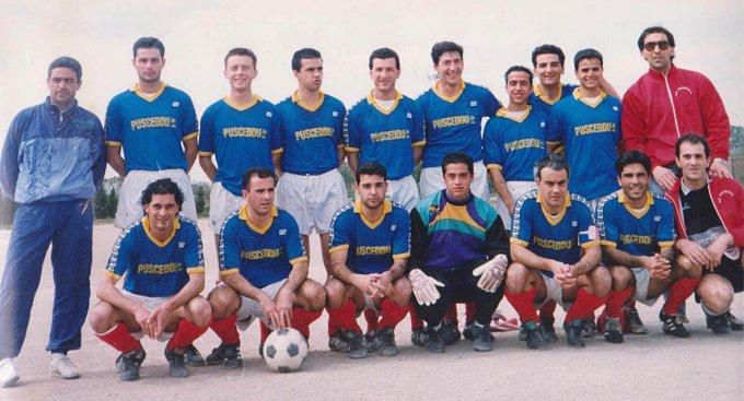 Donigala Calcio · 1991