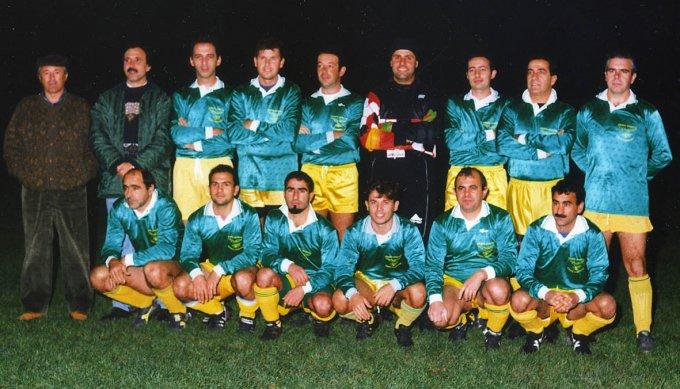 Forestale Calcio · Oristano 1993