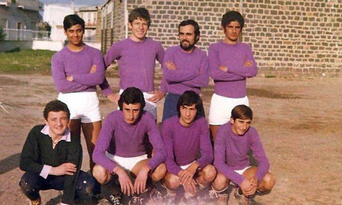 Frassinetti Calcio · Oristano 1970