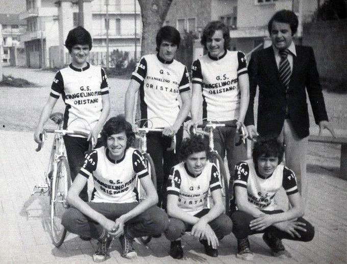 G.S. Evangelino Piras · Oristano anni 70