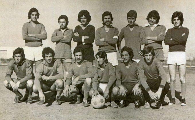 I Volponi Calcio · Oristano 1969