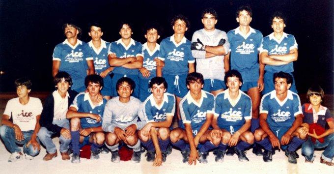 ICE di Cocco Calcio · Arborea 1981