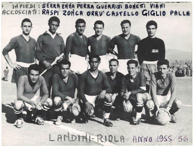 Landini Riola anni cinquanta